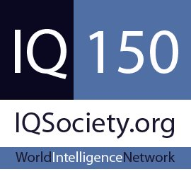 IQ 150+