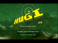Hugi SE #1 closing picture by Sunchild & FloOd/Noice