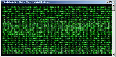 Creating Demos - Coder Tutorial 1